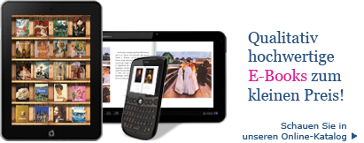 Qualitativ hochwertige E-Books zum kleinen Preis!
