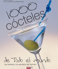 (English) 1000 cócteles de todo el mundo