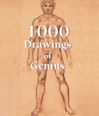 (English) 1000 Drawings of Genius