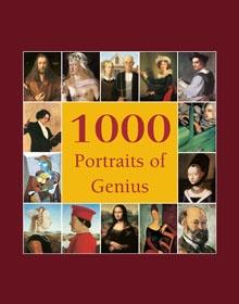 (English) 1000 Portraits of Genius