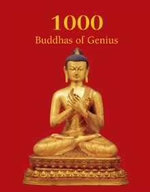 (English) 1000 Buddhas of Genius
