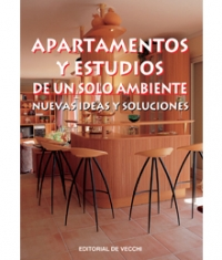 Apartamentos y estudios de un solo ambiente