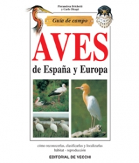 Guía de campo de pájaros de España y Europa