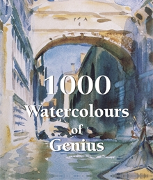 1000 Watercolours of Genius