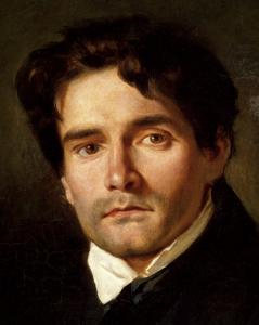 Léon Riesener, 1835. Huile sur toile, 54 x 44 cm. Musée du Louvre, Paris.